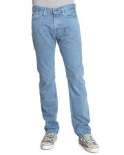 Straight - Big Star Division Slim Straight Leg Lite Blue Overdyed Denim