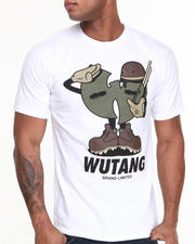 Wu-Tang Limited - Salute T-Shirt