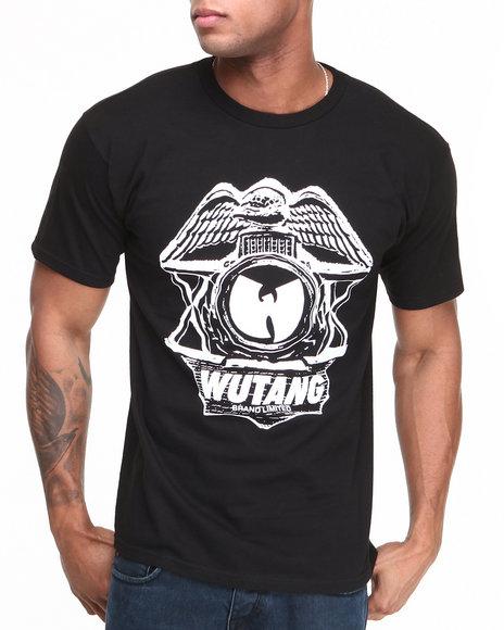 Wu-Tang Limited Black Crimewave T-Shirt