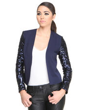Light Jackets - Feel the Beat Blazer