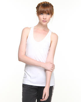 Shades of Grey by Micah Cohen - Moorea Jersey Tank Top