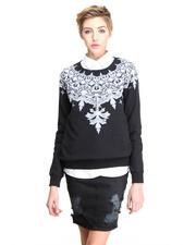 Ksubi - Cult Crest Raglan Sweatshirt