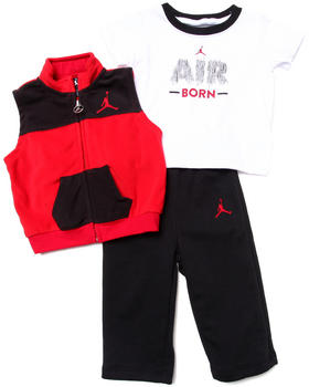 "Air Jordan - 3 PC ""AIR BORN"" SET (INFANT)"