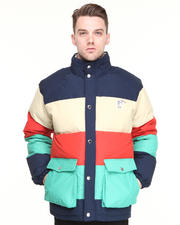 Billionaire Boys Club - L/S Stripe PuJacketffer