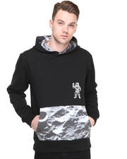 Billionaire Boys Club - L/S Lunar Surface Hoodie