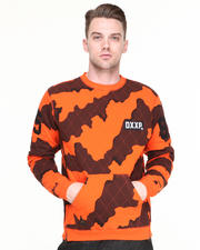 10.Deep - Catacombs Chipless Camo Crew Sweatshirt