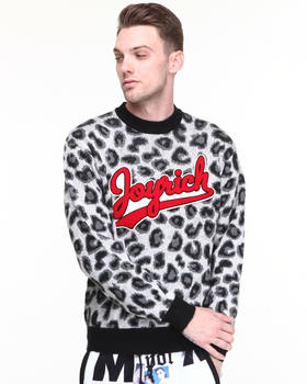 Joyrich - Candy Leopard Sweater