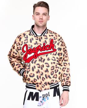 Joyrich - Candy Leopard Athletic Jacket