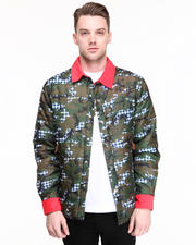 Billionaire Boys Club - Gamo Carcoat w/ Cord Detail