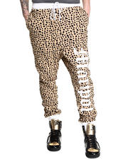 Joyrich - Joy Rich x Maripol Leopard Sweatpants