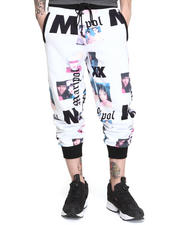 Sweatpants - Joy Rich x Maripol Portraits Sweatpants