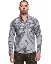 10.Deep - L/S Division Mary Jane Buttondown Shirt