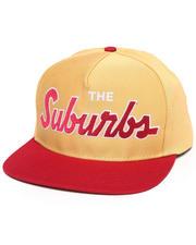 Skate Mental - Suburbs Snapback Cap