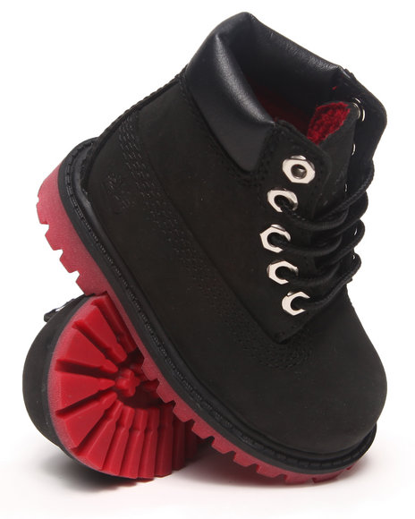 Timberland Boys Red,Black 6