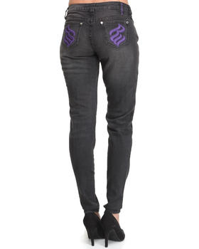 Rocawear - Silver Injection Skinny Jean