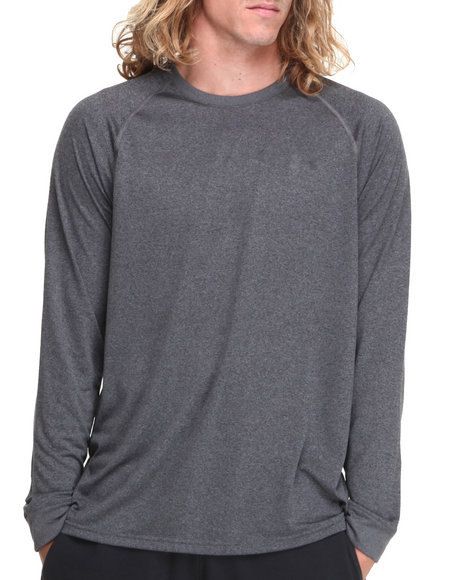 Under Armour Grey Tech L/S Shirt