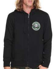 Zip-front Sweatshirts - Viper Hoodie