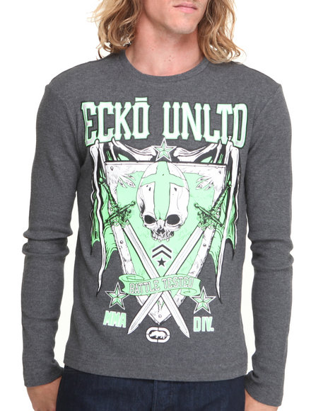 Ecko - Men Grey Divison Thermal