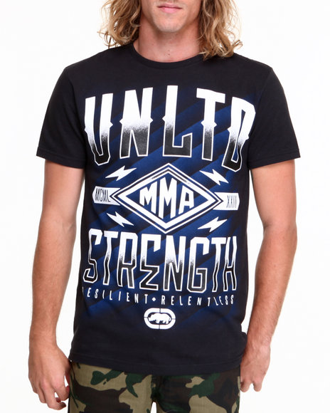 Ecko Black Strength T-Shirt