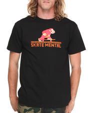 Skate Mental - Monkey Tee