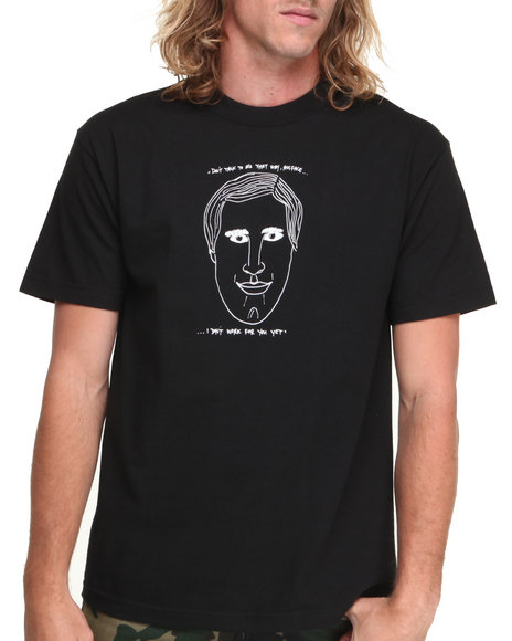 Skate Mental Black Ass Face Tee