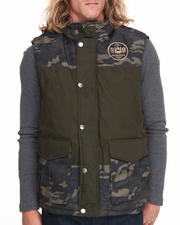 Outerwear - Canvas Nylon Vest