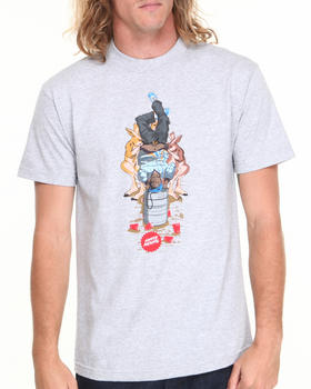 Skate Mental - Big Keg Stand Tee