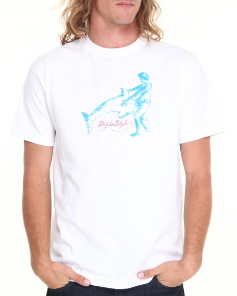Skate Mental White T-Shirts