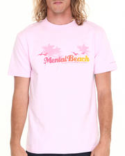 The Skate Shop - Mental Beach Tee