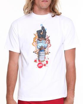Skate Mental - Big Keg Stand Tee