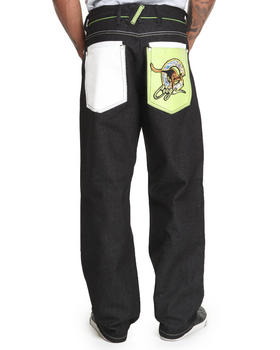 COOGI - Coogi Kangaroo Embroidered Denim Jeans
