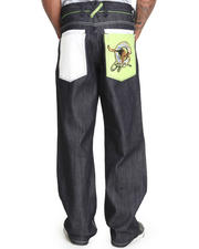 Men - Coogi Kangaroo Embroidered Denim Jeans