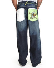 COOGI - Coogi Kangaroo Embroidered Denim Jeans