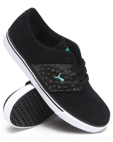 Puma - Men Black El Ace Op Sneakers
