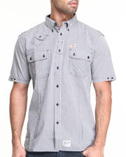 AKOO - FILUS WOVEN SHORT SLEEVE
