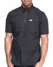 Button-downs - LEGION SHORT SLEEVE WOVEN