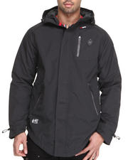 Psyberia Employee - Internationalist Waterproof Nylon Jacket