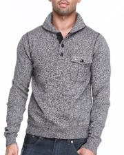 Men - Pullover Shawl kneck Premium sweater