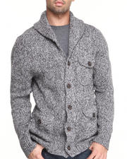 Men - Grizzly Premium Knit Cardigan