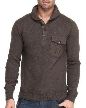 Cockpit USA - Pullover Shawl kneck Premium sweater