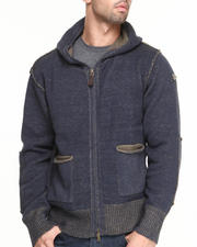 Hoodies - Elite Premium Knit Hooded Sweater