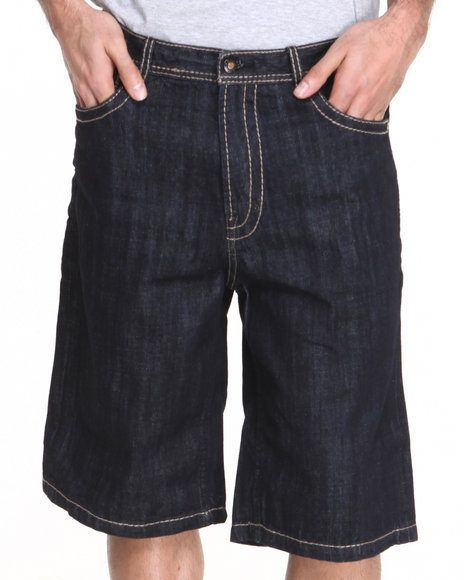 Akoo - Men Black Reculse Short - $29.99