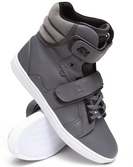 AH by Android Homme Grey Propulsion Hi
