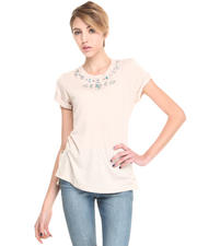DJP Boutique - JEWELED TUNIC