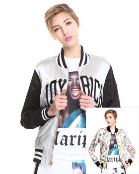 Joyrich - Angelic Rich Floral Reverse Jacket