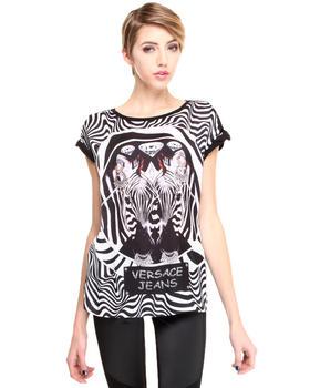 Versace Jeans - Diamond Zebra Tee