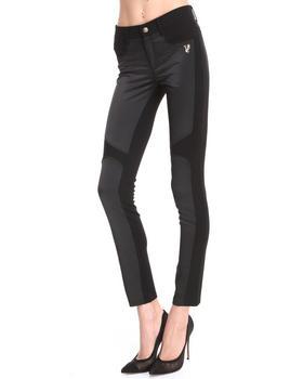 Versace Jeans - Sateen Combo Moto Jean