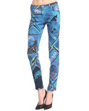 Versace Jeans - Filigree Pattern Jean