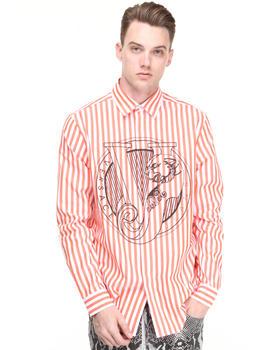 Versace Jeans - Striped Woven W/Vj Logo