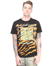 Men - Filigree Tiger Frame Tee